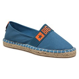Espadrilky BIG STAR - HH274475 Blue