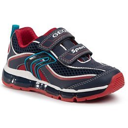 Sneakersy GEOX - J Android B. C J0244C 014BU C0735 S  Navy/Red