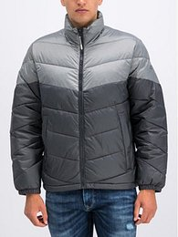 Pepe Jeans Vatovaná bunda Dereka PM402118 Sivá Regular Fit