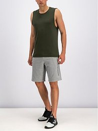 Emporio Armani Tank top 211800 9P460 01781 Zelená Regular Fit