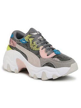 Puma Sneakersy Pulsar Wedge Disco Wild Wn's 373938 02 Sivá