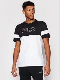 Fila Tričko Jadon Blocked 683257 Farebná Regular Fit