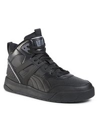 Puma Sneakersy Backcourt Mid 374139 05 Čierna