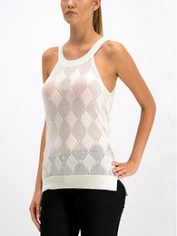 G-Star Raw Top Pointelle Tank D14130-A119-111 Biela Regular Fit