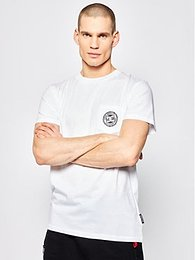 DC Tričko Basic Pocket Tee EDYKT03463 Béžová Regular Fit