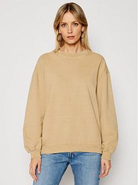 Levi's® Mikina Melrose Slouchy Crew 32951-0002 Hnedá Regular Fit