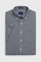 KOŠEĽA GANT THE BROADCLOTH GINGHAM REG SS BD