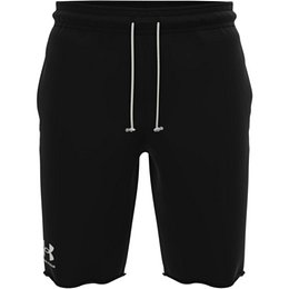 Kraťasy Under Armour  RIVAL TERRY SHORT-BLK - M