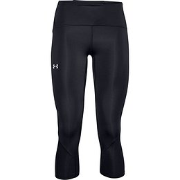 Legíny Under Armour UA Fly Fast 2.0 HG Crop-BLK - XL