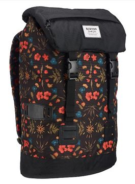 Burton Tinder Pack Black Fresh Pressed Print