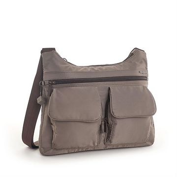 Hedgren Shoulderbag Prarie RFID Sepia brown Tone on Tone