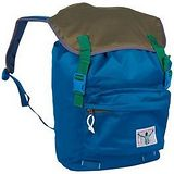 Chiemsee Riga backpack Blue saphire/Olive night