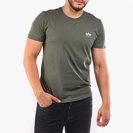Alpha Industries Basic T Small Logo 188505 432
