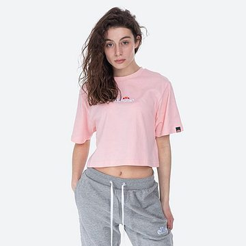 Ellesse Fireball Cropped Tee SGB06838 LIGHT PINK