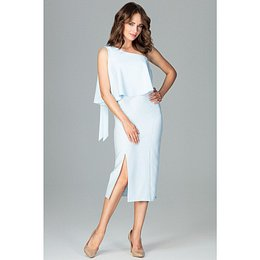 Lenitif Woman's Dress K489 Light
