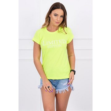 Blouse Limited edition yellow neon