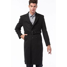 PLT8316 DEWBERRY MEN's COAT-ANTHRACITE