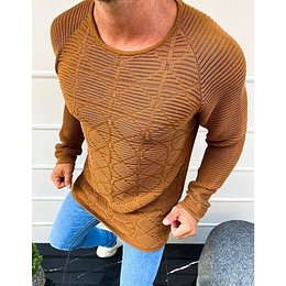 Camel men's pullover sweater WX1597