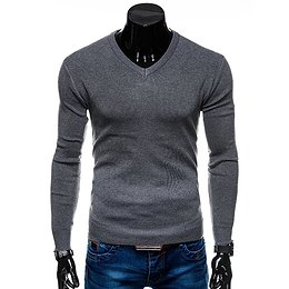Edoti Men's sweater E159