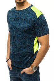 Men's dark blue Dstreet RX4520 T-shirt