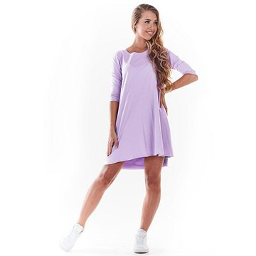 Infinite You Woman's Dress M243 Purple