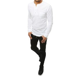 White men's shirt DX1902