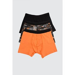 Trendyol Multi Color Men 3-Pack Boxer