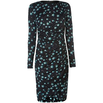 ISSA Megan Star Dress