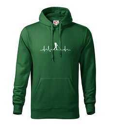 EKG golf - Mikina s kapucňou hooded sweater