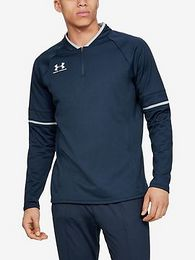 Challenger III Midlayer Triko Under Armour Modrá