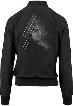 bunda dámska Linkin Park - Bomber - MC335_black