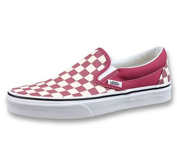 topánky VANS - UA Classic Slip-On - (CHECKERBOARD) - VN0A38F7U7A