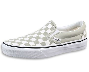 topánky VANS - UA Classic Slip-On - (CHECKERBOARD) - VN0A38F7U791