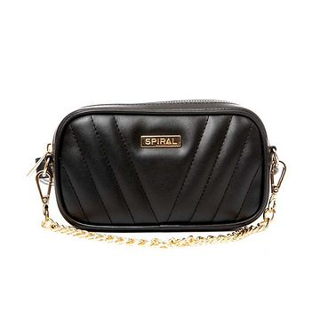 SPIRAL Black Label Bum Bag