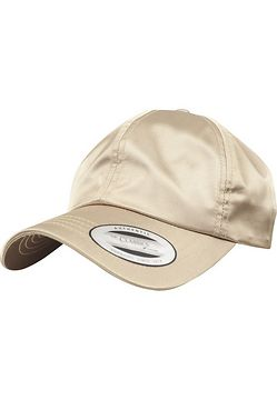 Urban Classics Low Profile Satin Cap gold - One Size