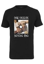 Mister Tee One Origin Tee black - XS