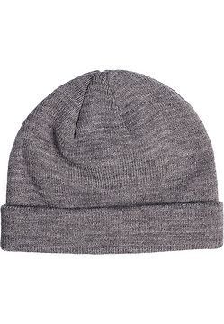 Master Dis Short Cuff Knit Beanie h.grey - One Size