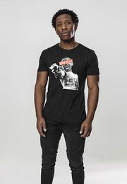 Mister Tee Stick Up Kid Tee black - S