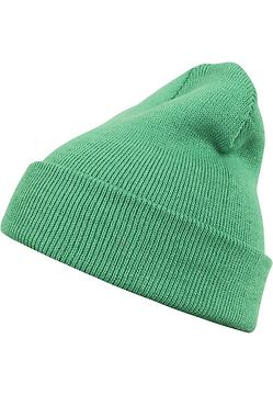 Master Dis Beanie Basic Flap kelly - One Size