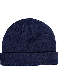 Master Dis Short Cuff Knit Beanie navy - One Size