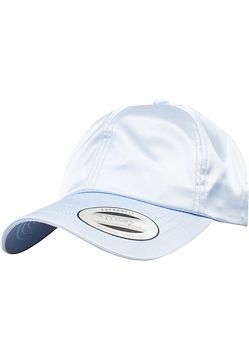 Urban Classics Low Profile Satin Cap babyblue - One Size
