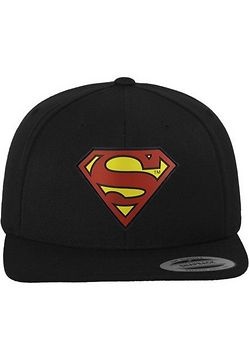 Mr. Tee Superman Snapback blk/blk - Uni
