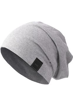 Master Dis Jersey Beanie h.grey - Youth