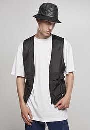 Urban Classics Light Pocket Vest black - XL