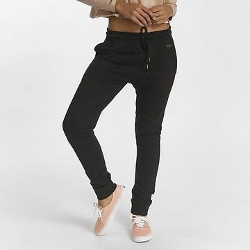 Just Rhyse / Sweat Pant Poppy in black - L