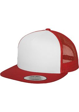 Urban Classic Classic Trucker red/wht/red - One Size