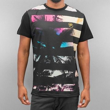 Just Rhyse Beach II T-Shirt Black - XL