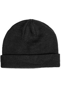 Master Dis Short Cuff Knit Beanie black - One Size