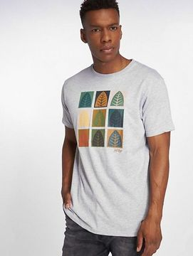 Just Rhyse / T-Shirt Rhyser in grey - S