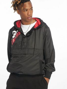 Dangerous DNGRS / Lightweight Jacket Brick in black - 2XL